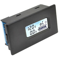 18650 Lithium Li-ion Battery Tester Voltage Current Capacity Detector Meter GW