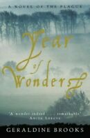 Year of Wonders by Brooks, Geraldine Paperback Book The Cheap Fast Free Post