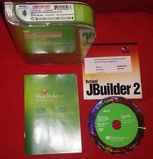 Microsoft Visual Studio Standard 2008 Engl. OVP-IVA FATTURA