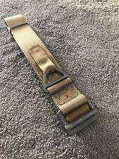 New Blackhawk - TAN -Tactical Riggers Belt size SML Genuine 30 Inch Waist