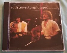 """Rod Stewart """"Unplugged...and Seated"""" Pre Owned CD"""
