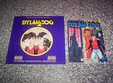 DYLAN DOG GLAMOUR  N.2 ORIGINALE DEL 1990 + ALLEGATO INCONTRARSI DA EDICOLA