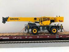 ATLAS TRAINMAN Custom load GROVE RT540E Rough Terrain Crane TWH