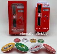 Fiji 2020 Coca-Cola Coke Sprite Fanta Bottle Cap 4x6g Silver Coin Box