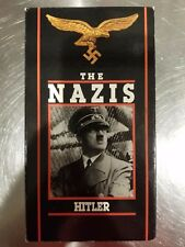 Nazis, The - Hitler - Documentary - Rare - Very Good Conditions (Vhs, 1990)