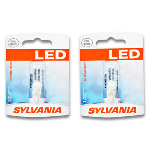 Sylvania SYLED Rear Side Marker Light Bulb for Cadillac Escalade Allante qf