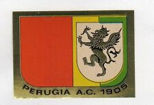 figurina CALCIO FLASH 1981 SCUDETTO PERUGIA