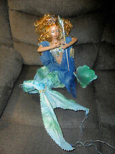 """Rare """"ALLURE"""" l Show Stoppers Florence Maranuk CollectionPorcelain Doll"""