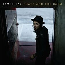 JAMES BAY CHAOS AND THE CALM CD ALBUM (March 23rd 2015) **FREE UK P&P**
