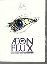 Aeon Flux - The Complete Animated Collection Director's Cut 3 Dvd Box Set