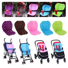 Prettyia Baby Toddler Stroller Pram Pushchair Cotton Seat Liner Pad Cushion Mat