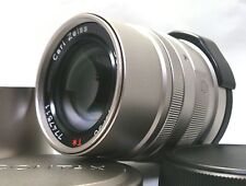 Contax Carl Zeiss G Sonnar T* 90mm F2.8 With Lens Hood [Near Mint] From Japan