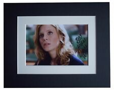 Emilia Fox Signed Autograph 10x8 photo display Silent Witness TV AFTAL & COA