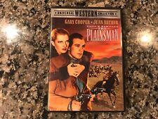 The Plainsman DVD! 1936 Western! Little Big Man Arizona Shane Union Pacific