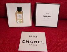 CHANEL 1932 LES EXCLUSIFS  EAU DE PARFUM 4 ML MINIATURE + CARTE PARFUME