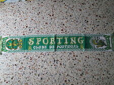 d2 sciarpa SPORTING LISBOA FC football club calcio scarf portogallo portugal