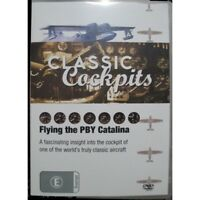 Classic Cockpits  Flying the Legendary PBY CATALINA Aircraft DVD Doco