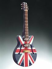 """Union Jack Guitar Magnet made by Broadway Gifts 4"""""""