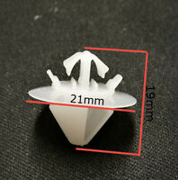 12x für Fiat Peugeot Citroen Befestigung Clip Clips Klammer 9408565488