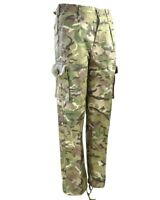 Kids MTP BTP Army Trousers Age 3-13 Fancy Dress Cadet Boys Girls Costume Camo