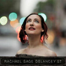 CD - Rachael Sage : Delancey Street CD (2010) New,not sealed - UK POST FREE
