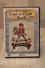 DVD - Le Masque de Fer - Un des plus grand films de cape et d'épée - Atlas