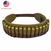 Tourbon Shotgun Waist Shell Cartridge Holder Belt Hunting Ammo Sling Vintage US
