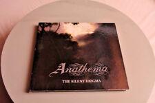 Silent Enigma [Bonus Tracks] [Digipak] by Anathema (CD, May-2003, Peaceville/Sna