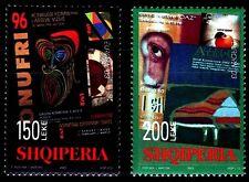 TEMA EUROPA 2003 ALBANIA  EL CARTEL 2v.