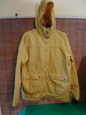 Fjallraven  GREENLAND G-1000 JACKET Yellow Men's Size XL Unlined wax-able shell