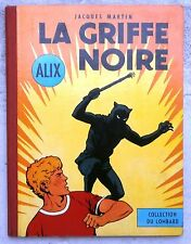 Alix La Griffe Noire EO 1959 TTBE Martin