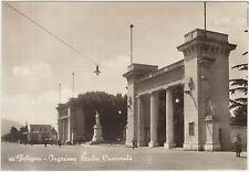 FOLIGNO - INGRESSO STADIO COMUNALE (ASCOLI PICENO) 1958
