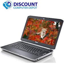 Dell Latitude E6430 Core i5 Laptop Computer Windows 10 Pro 2.6GHz CPU 8GB 500GB