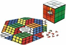 Gibsons 500 Piece Rubik'S Cube Jigsaw Puzzle