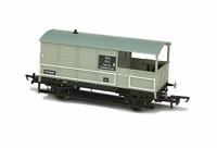 Oxford Rail 76TOB004 OO Gauge BR Toad Brake Van Bala 56449