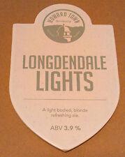 Beer pump badge clip HOWARD TOWN brewery LONDENDALE LIGHTS cask pumpclip front