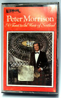 Peter Morrison - A Toast to the Music of Scotland - 12 Tack 1986 Cassette Tape