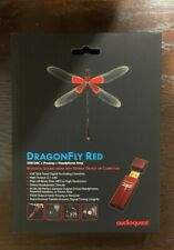 New AudioQuest DragonFly 2Channel USB Black DAC/Preamp/Headphone Amplifier - Red