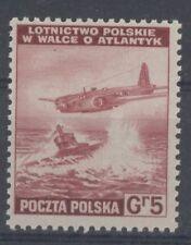 "3) Polnische Exil Regirung in London "" Poln.Flugzeug "" Mi.368 (5412)"