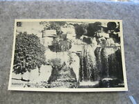 Kent RP postcard -- Madeira walk waterfall - Ramsgate Thanet