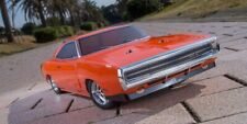 Kyosho FAZER MK2 Dodge Charger 1970 Orange 1/10 34417T1B Vintage RC-Car Racer
