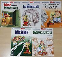 Comics Asterix & Obelix Sammlung Band 16,17,18,19,20,ungelesen/neuwertig 1A