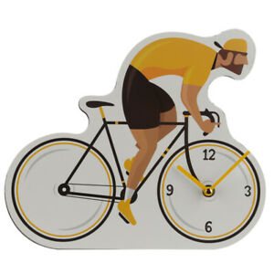 Decorative Bicycle Cycle Works Wall Clock A Great Gift Idea For All Cyclists .