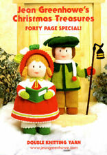 Jean Greenhowe's Knitting Pattern - Christmas Treasures Forty Page Special D1