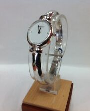 OROLOGIO PHILIP WATCH DONNA OVALE IN ORO BIANCO 18kt