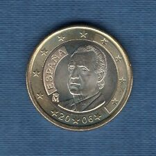 Espagne - 2006 - 1 euro - Pièce neuve de rouleau -