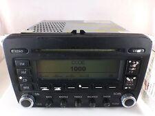 2006 Volkswagen Jetta Radio OEM 1K0 035 180 DDEL