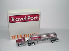 Winross Die Cast Travelport Super Red Diesel Tanker Truck In The Original Box