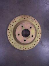 """C4 Corvette 88-95 12"""" rear drilled brake rotor"""