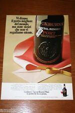 AZ23=1972=COCKBURN'S SPECIAL RESERVE PORT PORTO=PUBBLICITA'=ADVERTISING=WERBUNG=